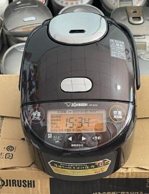 Nồi cơm điện cao tần  Zojirushi NP-ZH10-TD dung tích 1LÍT new 2020 FULL BOX