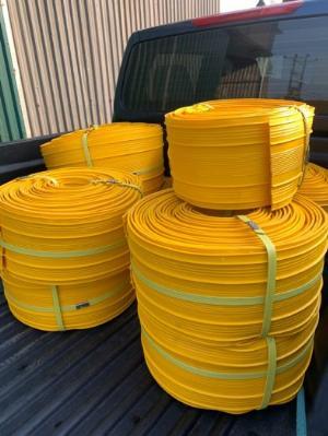 Băng cản nước Sika Waterbars Yellow cho khe co giãn bê tông 2021
