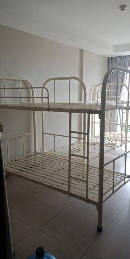 Giường tầng 1mx2m giá cạnh tranh- giao hàng nhanh