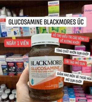 Backmores Glucosamine 1500 - Hỗ trợ giảm đau xương khớp