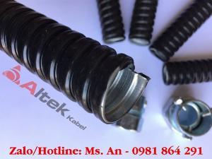 Ống kẽm bọc nhựa PVC chính hãng Altek Kabel