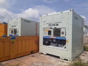 Container lạnh 10feet tại TP HCM