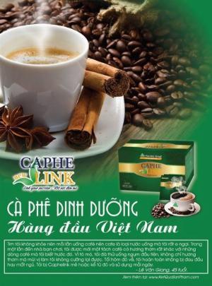 Cafe thảo mộc bảo vệ sức khoẻ