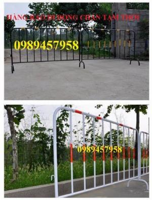 Gia công Khung hàng rào di động 1mx2m, 1,2mx2m và 1,5mx2m