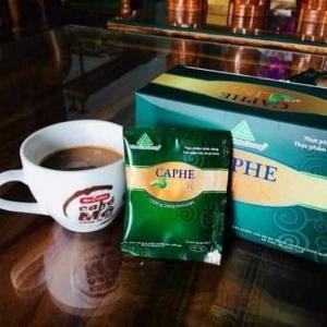 Cafe Thảo Mộc hạn chế nóng cơ thể
