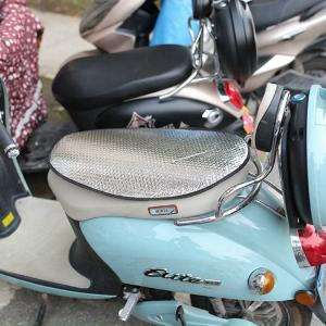 Miếng phủ chống nóng yên xe máy