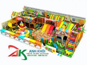 Công ty đồ chơi chuyên thi công lắp đặt khu vui chơi
