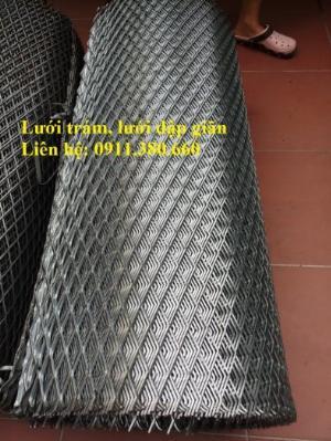Lưới trám 20x40x2ly. Khổ 1m, 1.2m/cuộn, hàng có sẵn tại kho