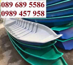Thuyền nhựa 3m, Thuyền composite 2,4m 3m, 3,5m 4m, 4,6m 5m - Thuyền chèo tay