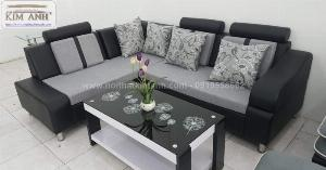 Ghế sofa chung cư phòng khách nhỏ giá rẻ sang trọng đẹp hiện đại tại TPHCM