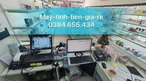 Bán máy tính tiền cho tiệm nail tại bắc giang
