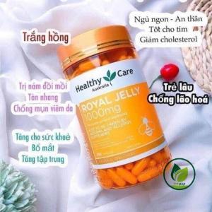 Sữa ong chúa Healthy Care - Tăng sức đề kháng