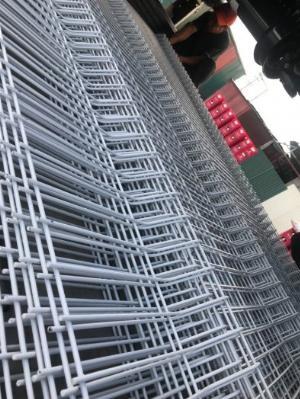 Hàng rào lưới thép hàn mạ kẽm nhúng nóng cung cấp toàn quốc