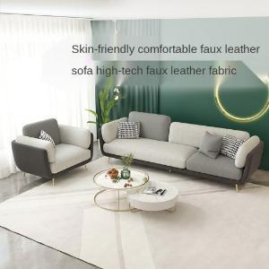 Ghế sofa vải cao cấp hiện đại cho phòng khách