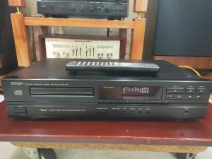 CD DENON 615