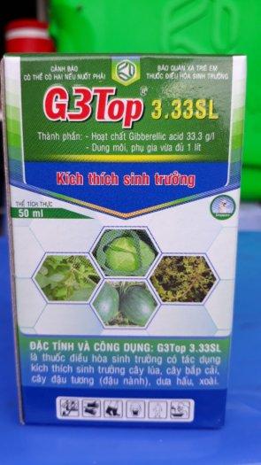 Thuốc kích thích sinh trưởng G3 top 50ml