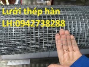 Lưới thép hàn D4 a(200x200) giá ưu đãi