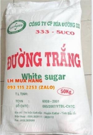 Bao 50 kg đường, bao 25kg thức ăn gia súc in ấn theo yêu cầu