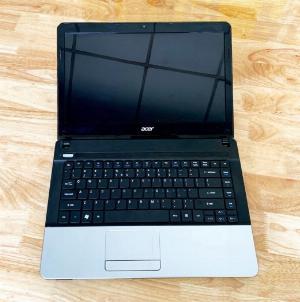 Laptop Acer Aspire E1-471 Core i5-2430M Ram 4GB HDD 500GB Màn Hình 14 Inch VGA ON Máy Đẹp