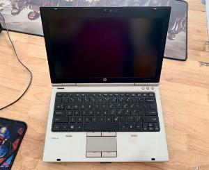 Laptop HP Elitebook 2560P Core i5-2520M Ram 4GB HDD 500GB VGA ON Màn Hình 12.5 Inch Vỏ Nhôm Đẹp