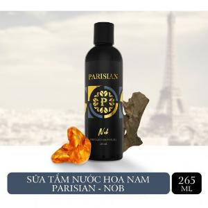 Sữa Tắm Nước Hoa Parisian NOB For Him 265ml
