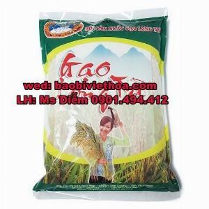 Túi đựng gạo đẹp giá rẻ in theo yêu cầu