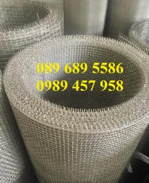 Lưới Inox 304, inox 316, lưới dệt, lưới đan, lưới chống muỗi, lưới chắn chuột