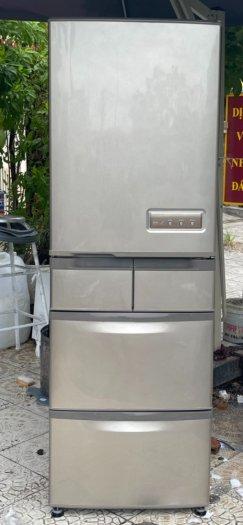 Tủ lạnh Hitachi R-S42XM - 415Lít - 5 cánh