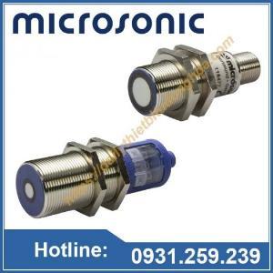 Cảm biến siêu âm Microsonic tại Việt Nam