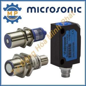 Cảm biến quang Microsonic tại Việt Nam