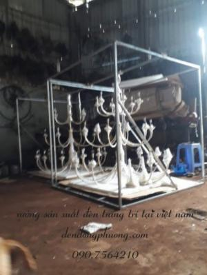 Xưởng gia công đèn dự án