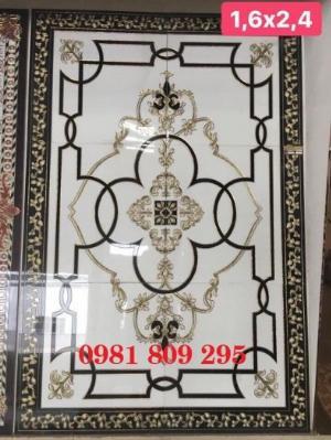Mẫu thảm gạch cao cấp - gạch thảm phòng khách