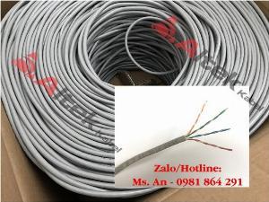 Cáp mạng UTP (lõi CU 100% và CCA) / cáp mạng chống nhiễu FTP (lõi CU) Altek Kabel chính hãng