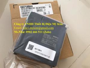 Bộ điều khiển lập trình Mitsubishi QD75MH4 chính hãng giá tốt