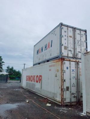Container lạnh thùng lạnh mini