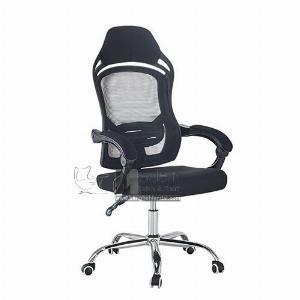 Ghế văn phòng lưới có tựa đầu mâm 2 cần ngả lưng thư giãn hiện đại