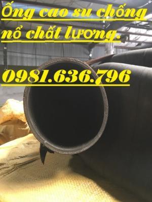 Báo giá ống cao su bố vải phi 100mm tại hà nội, tp hcm.