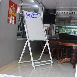Bảng Flipchart Cố Định Viết Bút Lông Cao Cấp