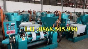 Máy ép dầu công nghiệp YZYX130WK chính hãng giá rẻ