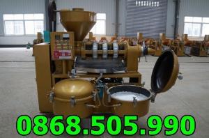 Máy ép dầu công nghiệp Guangxin YZLXQ120 chính hãng giá rẻ.
