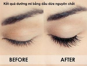 Mascara Dầu Dừa - Dưỡng mi dài và dày hơn
