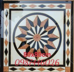 Gạch thảm chiếu nghỉ vuông 80x80cm HP689
