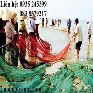 Lưới kéo cá chuyên nghiệp Nguyễn Út