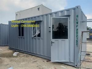 Cho thuê container văn phòng uy tín tại Miền Bắc