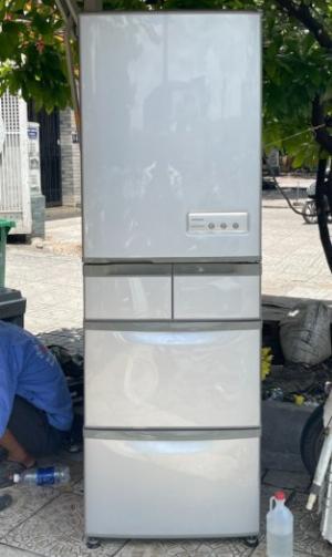 Tủ lạnh nội địa Nhật HITACHI R-S42ZM --415LIT--date 2010