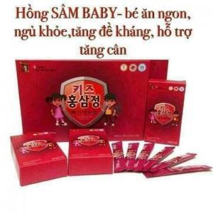 Hồng sâm Baby Sanga