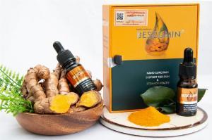 Tinh chất nghệ bảo vệ niêm mạc dạ dày, làm lành vết loét- BESCUMIN- Chai 10ml
