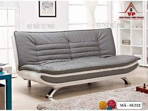 Ghế Sofa Bed Cao Cấp Bọc Da
