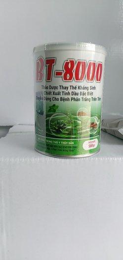 BT 6000 chuyên về bệnh phân trắng