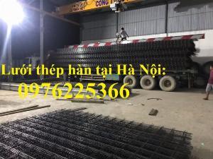 Lưới thép hàn D6 A200x200, D6 A150x150, D6 a100x100